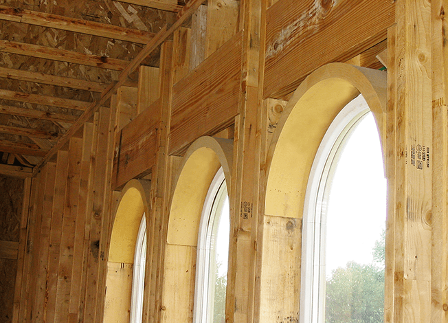 window-arch-building