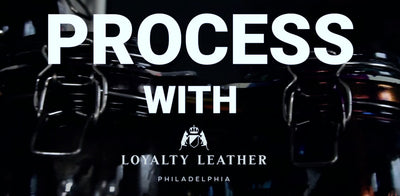 Process With Loyalty Leather