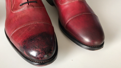 How To Safely Remove a Mirror Shine Polish From Your Shoes