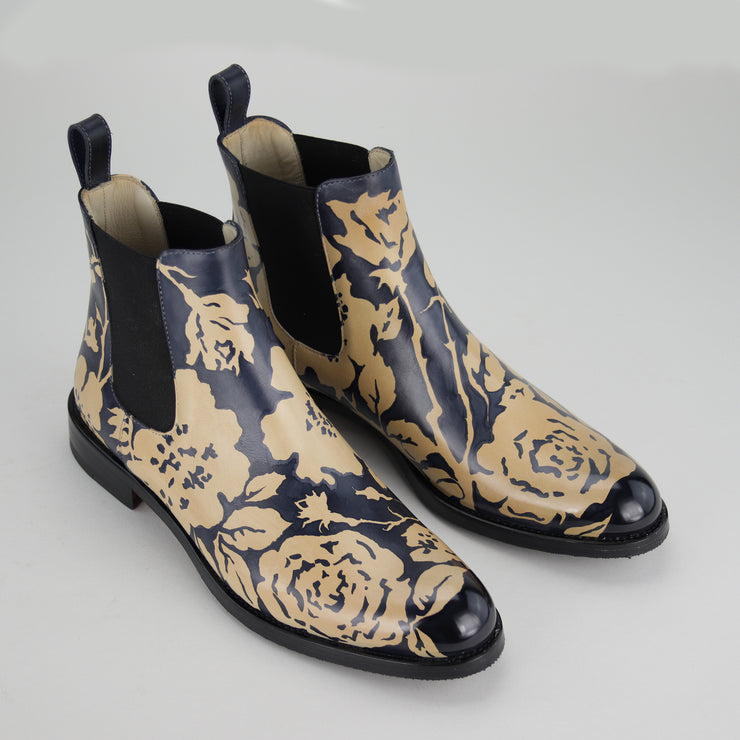 Climbing Rose Chelsea Boots
