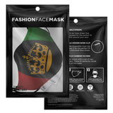 Blessed Royalty Fashion Face Mask