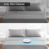 ROCKUBOT Bed Cleaning Robot UVC Sterilizing Music Playing