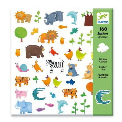 Stickers animales