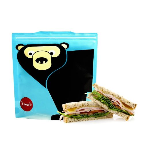 Bolsa reutilizable para sandwich 0so