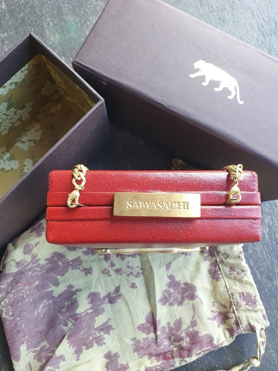 Buy Sabyasachi Royal Bengal Tiger Bag
