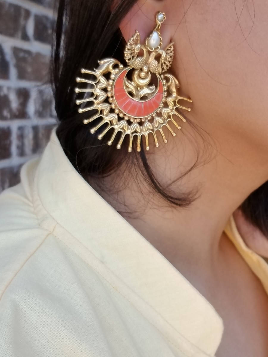 Buy Sangeeta Boochra Earrings on Sale