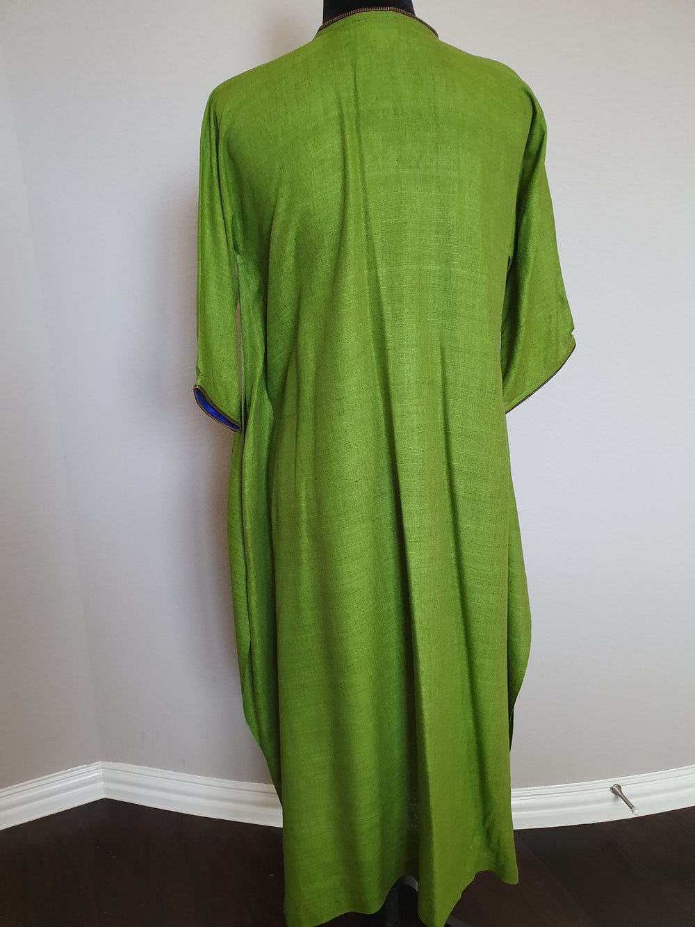Buy Payal Khandwala Green Cotton Kurta On Sale