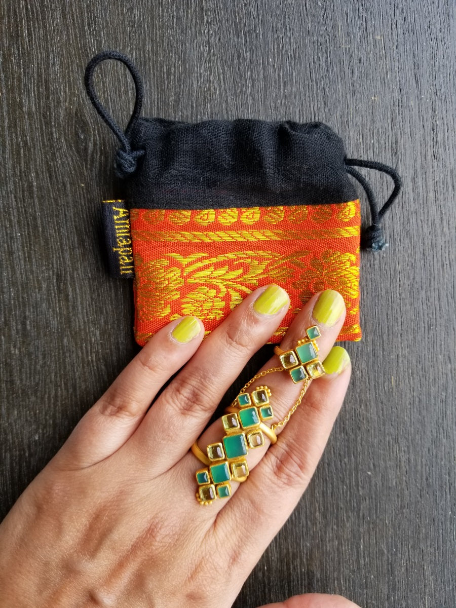 Buy Tribe By Amrapali Rings on Sale