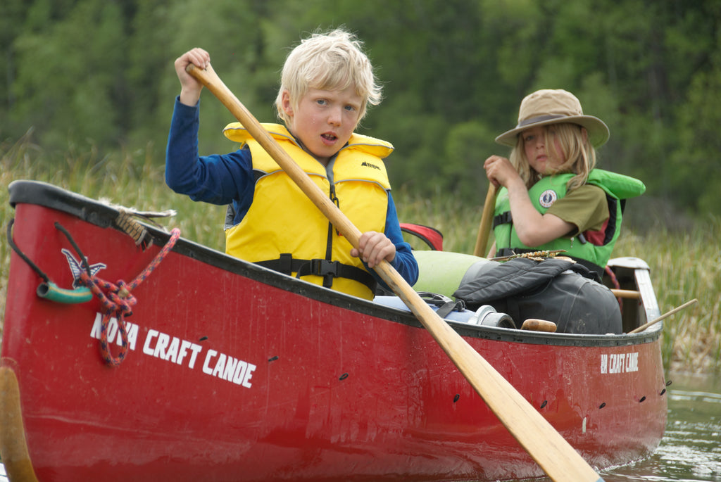 Top Tips for Paddling with kids, and having fun!