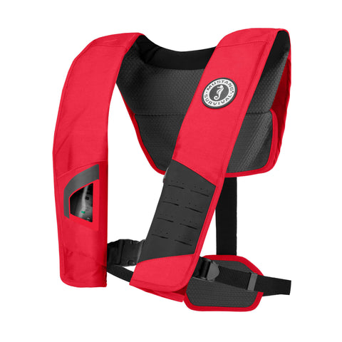 red DLX 38 Inflatable PFD Manual, inflatable pfds