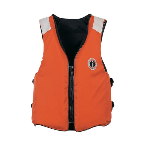Classic Industrial Flotation Vest by mustang survival