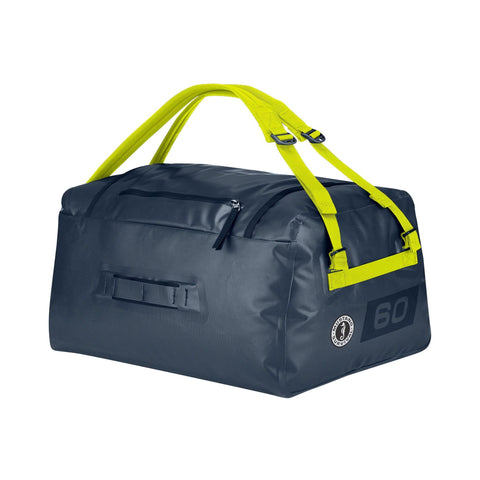 MA2614 Pacifica 60L Waterproof Duffel Bag Admiral Gray