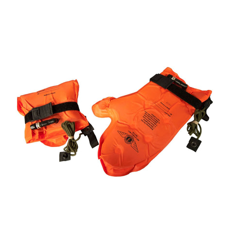 Inflatable Survival Mitts