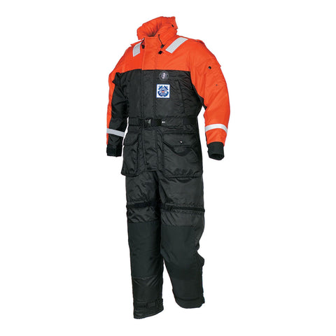 Deluxe Anti-Exposure Coverall and Worksuit for USCG Auxiliary