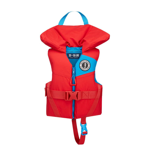 MV3555 Child Lil Legends™ Foam Vest Imperial Red