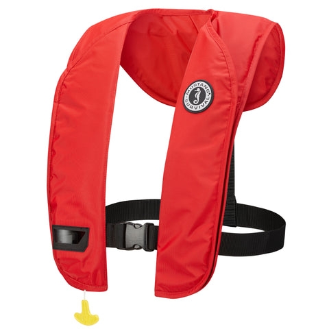 MD201603 M.I.T. 100 Automatic Inflatable PFD Red