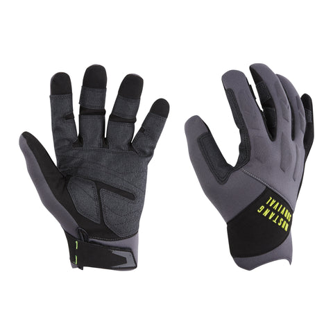 MA600502 EP 3250 Full Finger Gloves Gray-Black