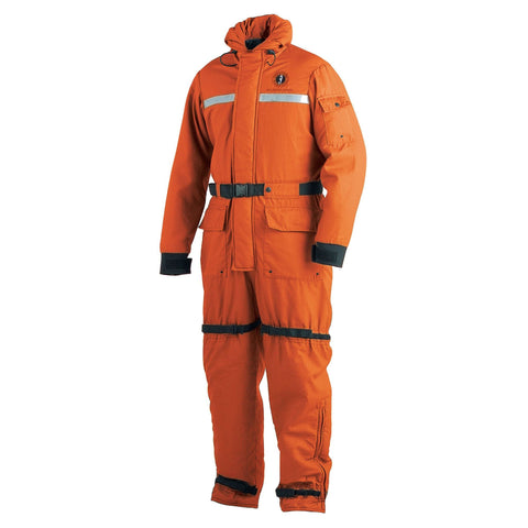 Anti-Exposure Flame Resistant Flotation Suit