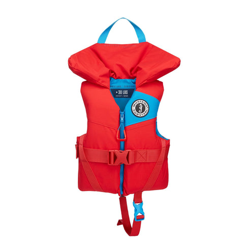 MV325002 Infant Lil Legends™ Foam Vest Imperial Red