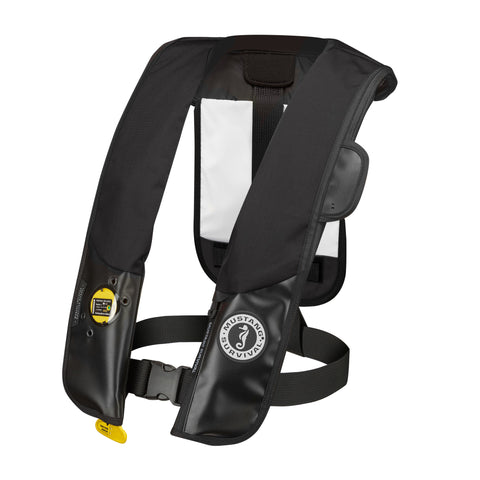 MD3183LE HIT™ Inflatable PFD for Law Enforcement (Auto Hydrostatic) Black