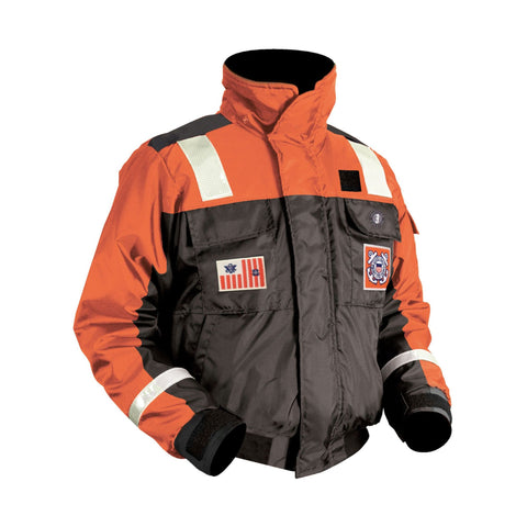Classic Flotation Bomber Jacket for USCG