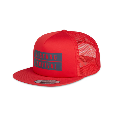 MA0102 Foam Trucker Hat Red