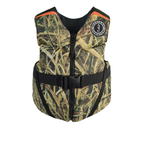 Rev™ Youth Vest Camo