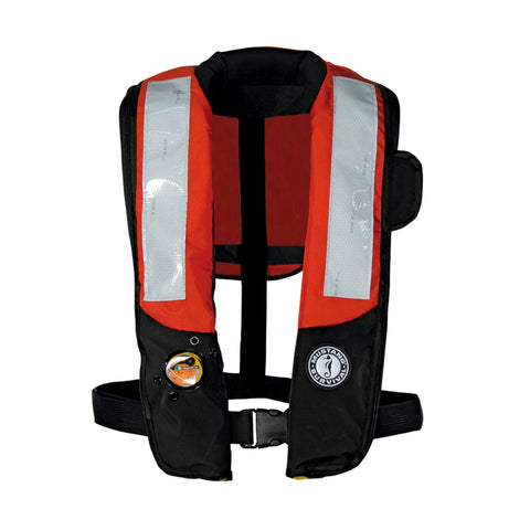 HIT™ Inflatable PFD with SOLAS Reflective Tape (Auto Hydrostatic)