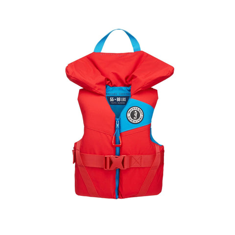 MV3560 Youth Lil Legends™ Foam Vest Imperial Red