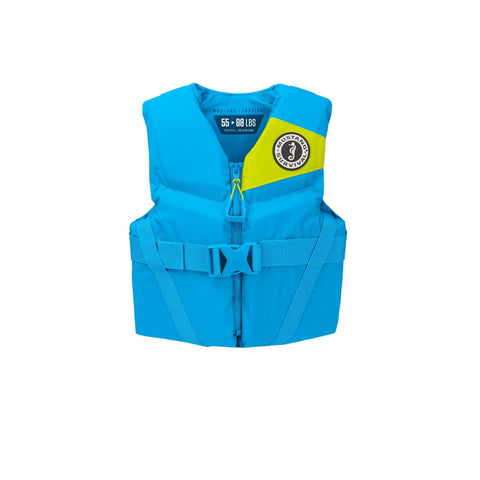MV3570 Youth Rev™ Foam Vest Azure (Blue)
