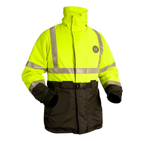 ANSI High Visibility Flotation Coat