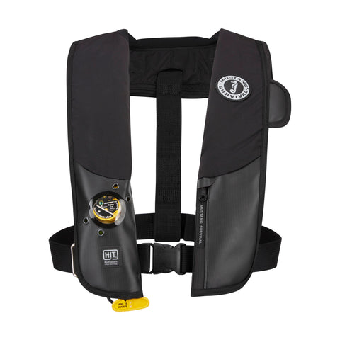 MD318302 HIT™ Hydrostatic Inflatable PFD Black