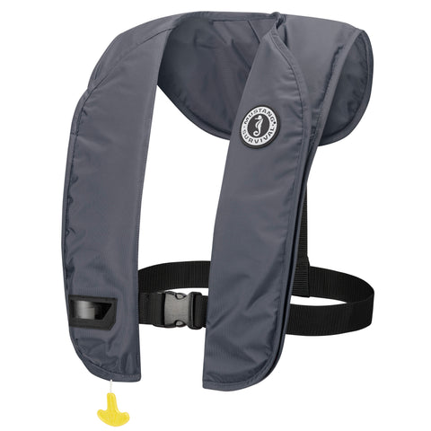 MD201403 M.I.T. 100 Manual Inflatable PFD Admiral Gray