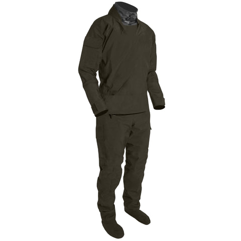 MSD674GB Sentinel™ Series Tactical Operations Dry Suit Black