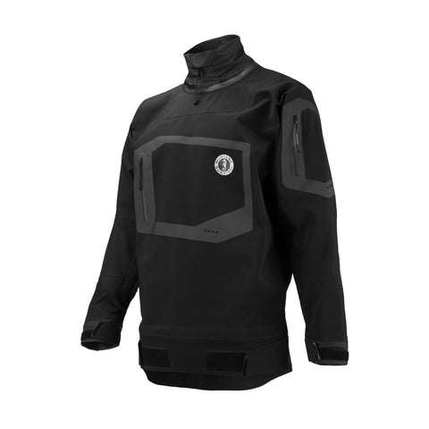 MJ6500 EP Lite Ocean Racing Spray Smock Black