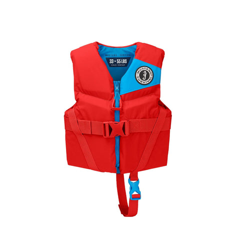 MV3565 Child Rev™ Foam Vest Imperial Red