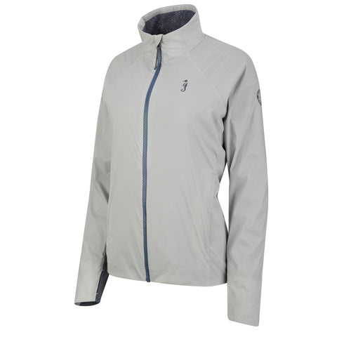 MJ2551 Women's Torrens™ Thermal Crew Jacket Mid Grey