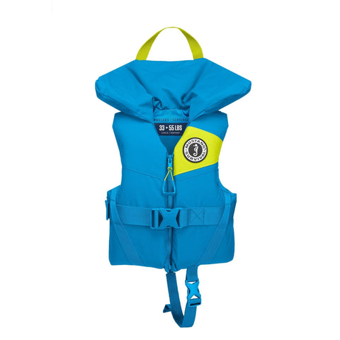 MV3555 Child Lil Legends™ Foam Vest Azure (Blue)