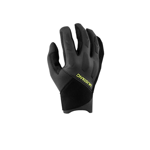MA6005 EP 3250 Ocean Racing Full Finger Gloves Grey-Fluorescent Yellow Green