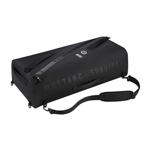 MA261202 Greenwater 65L Submersible Deck Bag Black