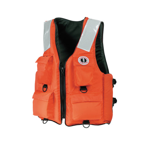 4-Pocket Flotation Vest