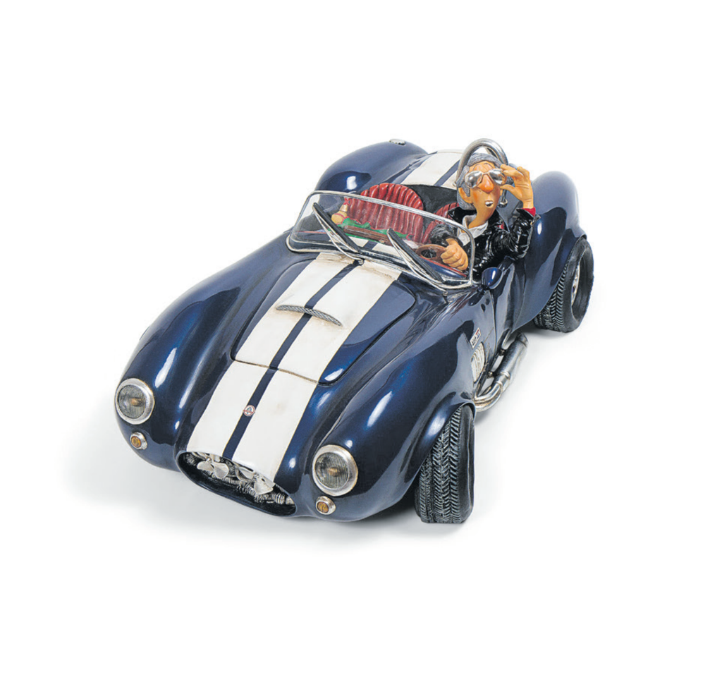 Forchino: Shelby Cobra