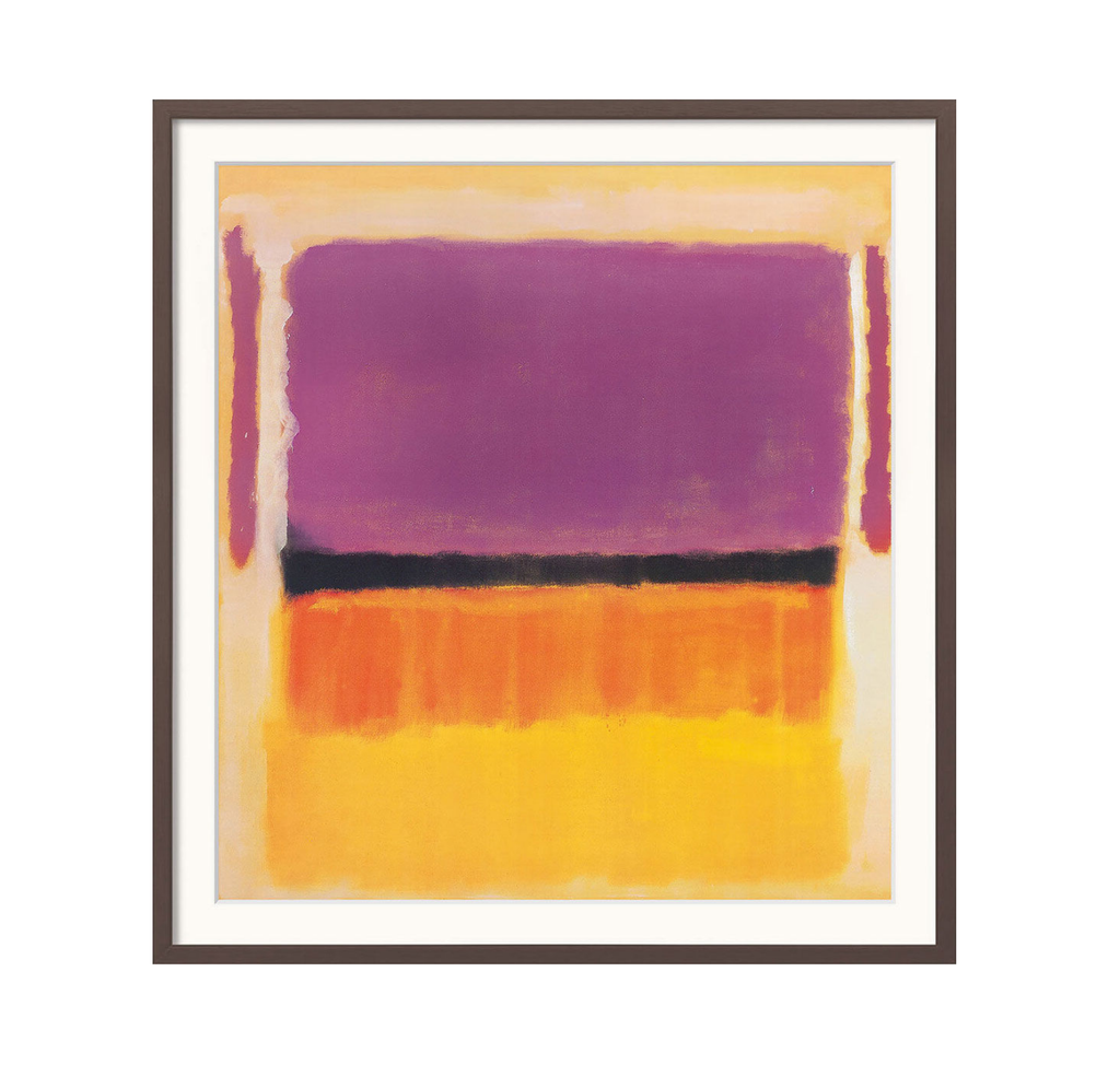 "Mark Rothko : ""Untitled"" - Ars Mundi"