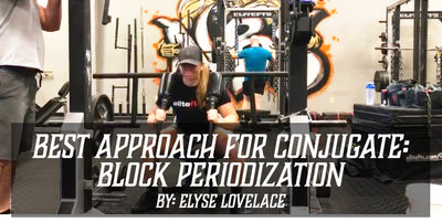 Best approach for conjugate: Block periodization
