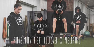 PROVE THEM RIGHT HOODIE x PRBLKFRI20