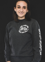 Jessie's Fleece Crewneck Sweatshirt - Carbon Heather Gray
