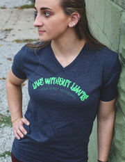 Live Without Limits Vee - Midnight Navy