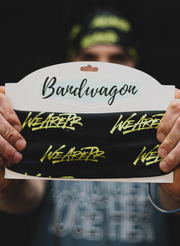 Bandwagon Headband - Black