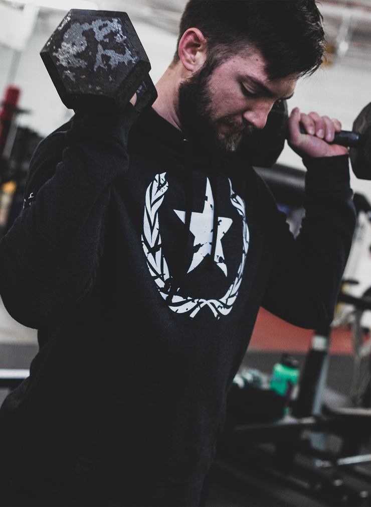 Prove Them Right Pullover - Black