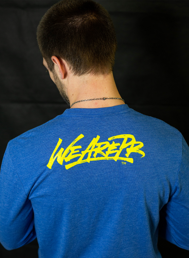 WeArePR Long Sleeve University Tee